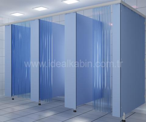 Cabines de Toilettes Aqua