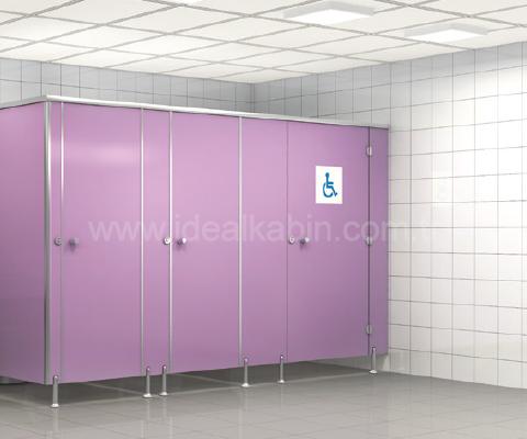 Cabine de Toilettes Inomix