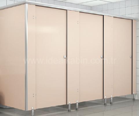 Cabines de Toilettes Classique