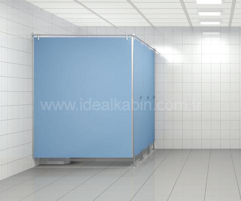 Cabines de Toilettes Regal