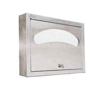 6344- Distributeur de papier pour toilettes