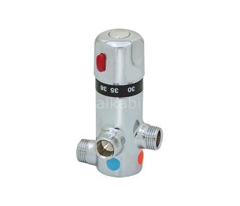 6781 Mixeur thermostatique