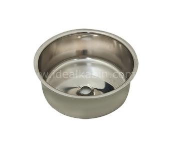 6815  Evier circulaire (sous comptoir)