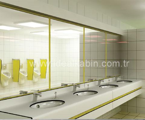 Cabines de Toilettes  Line